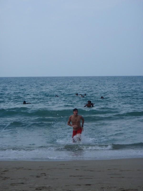 ISLA Dean Fernandez lifeguard