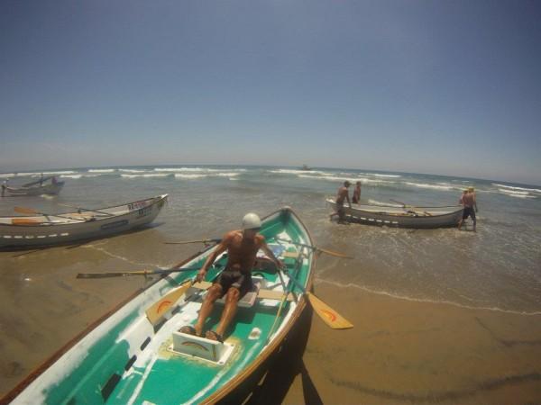 CSLSA lifeguard regionals dory race