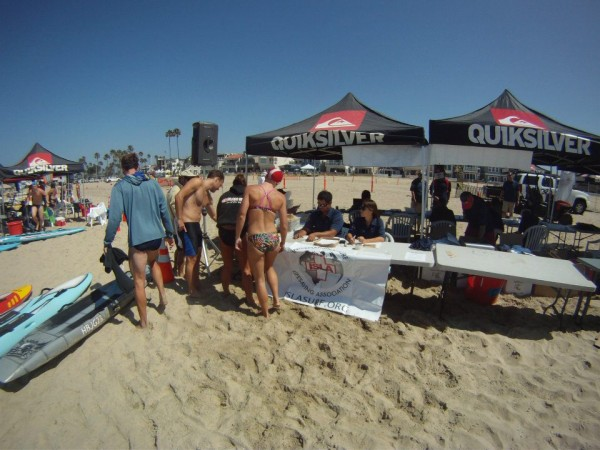 CSLSA lifeguard regionals ISLA guards helping