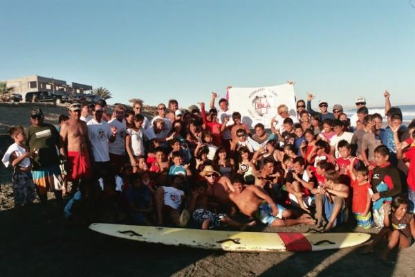 ISLA lifeguards in Baja Mexico