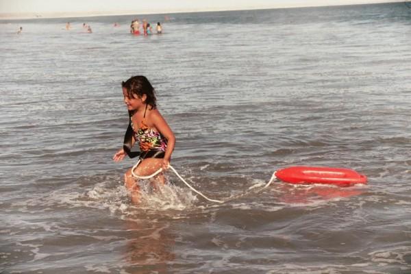 ISLA girl lifeguard