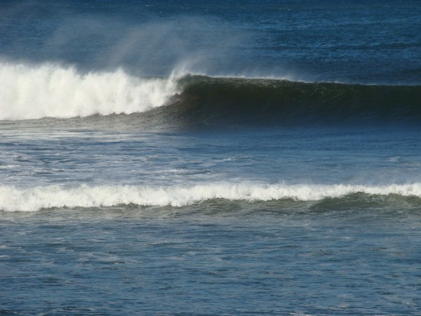 A left point break on the southern part of the cove.
