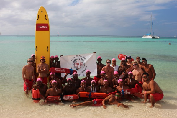 Dominican ISLA lifeguard training