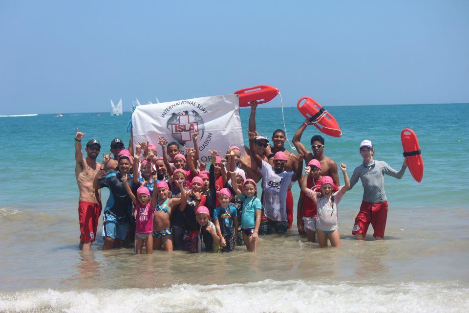ISLA Junior Guard Camp Dominican Republic 2013