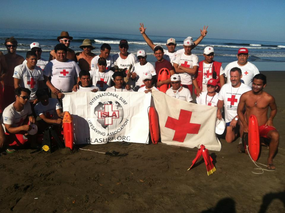 ISLA and the Nicaraguan Red Cross 2013