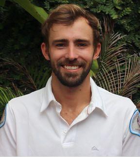ISLA Lifeguard, Tyler Erwin