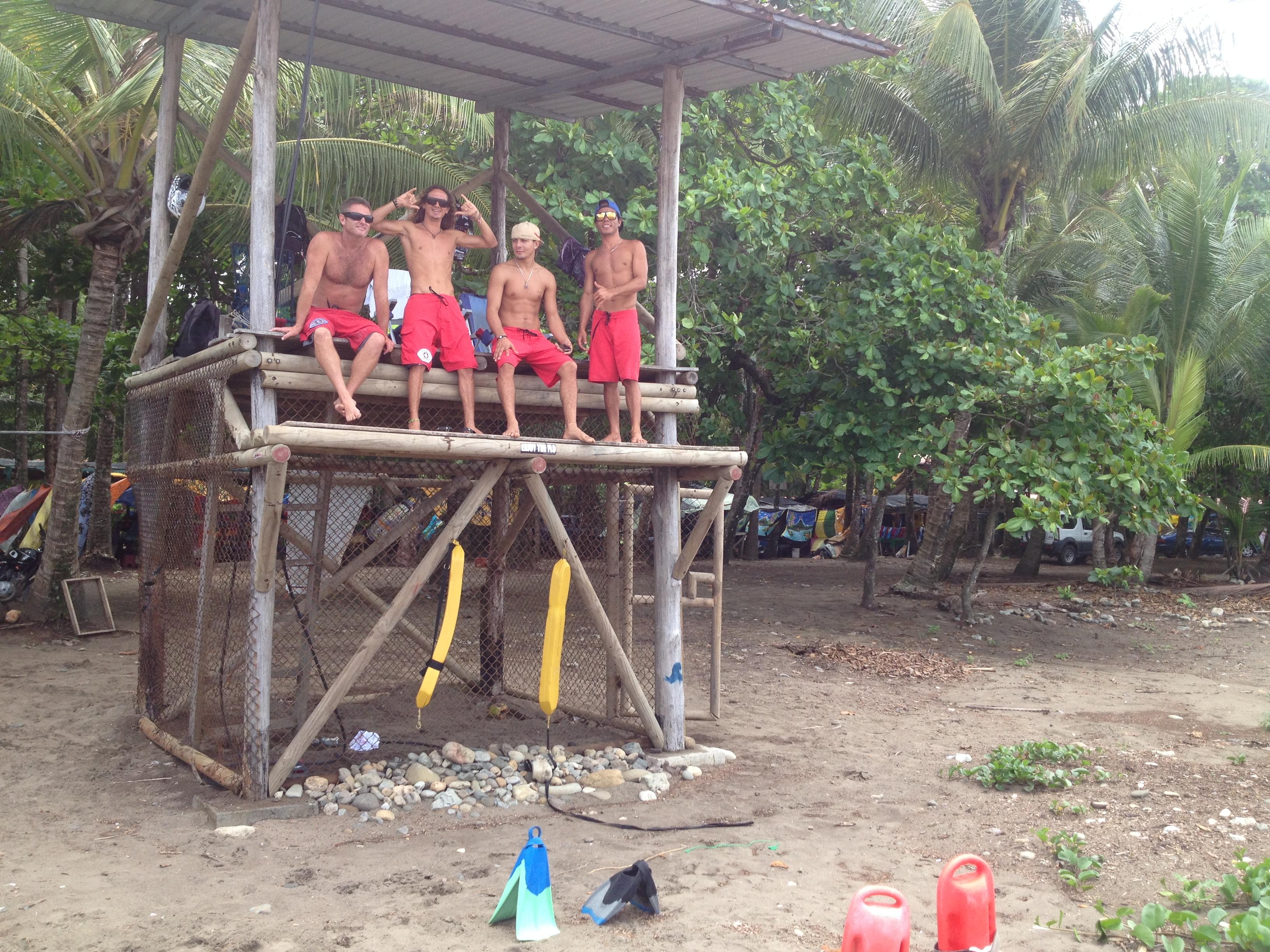 Domincal Lifeguards