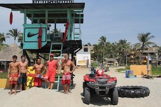 Cameron Faris Lifeguard