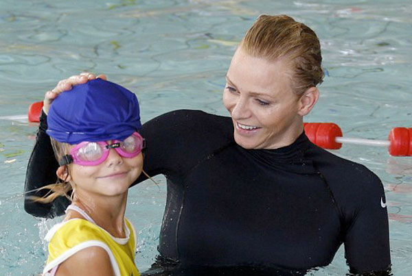 Princess charlene of monaco foundation