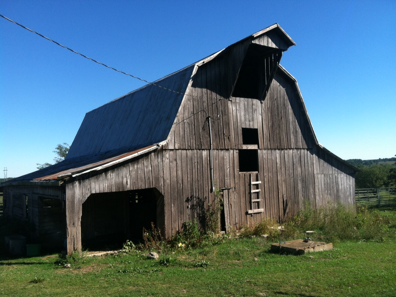 The Rockin K Barn