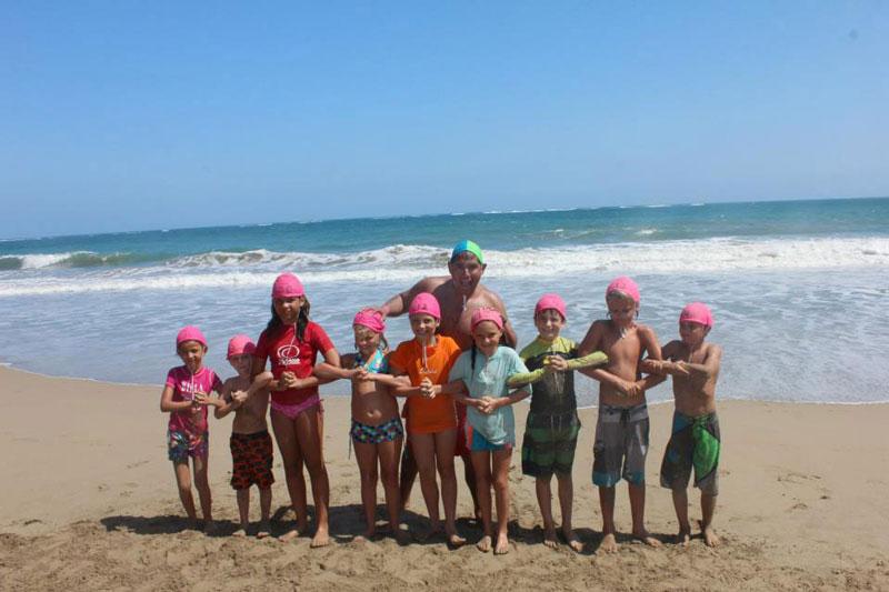 Henry Reyes Lifeguard Instructor