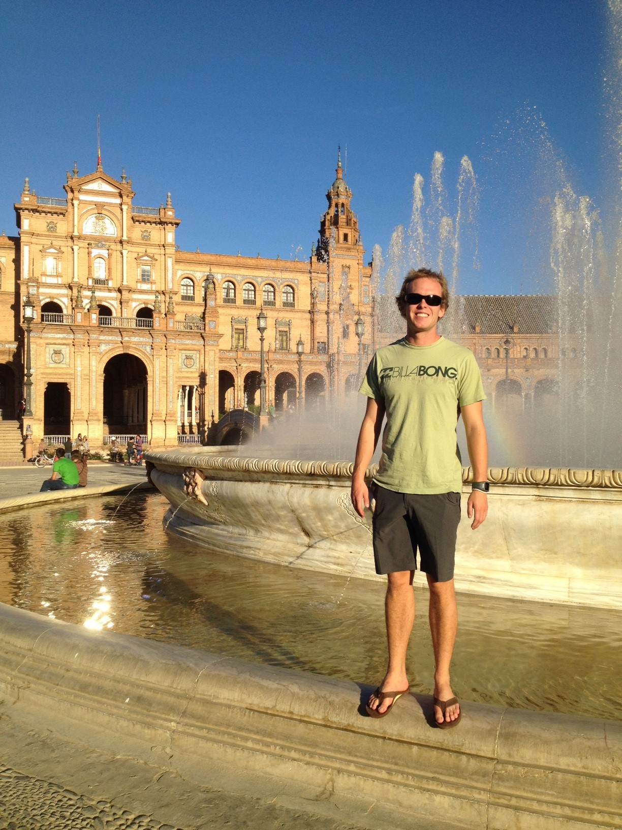 Will in Seville