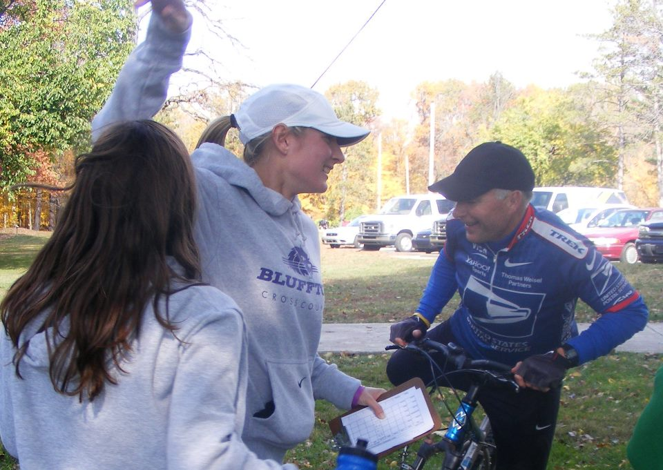 Jordan Hill Celebrating Victory Bluffton