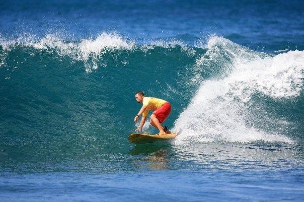 Miguel Báez Lifeguard