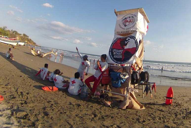 Lifeguard Tower Nicaragua