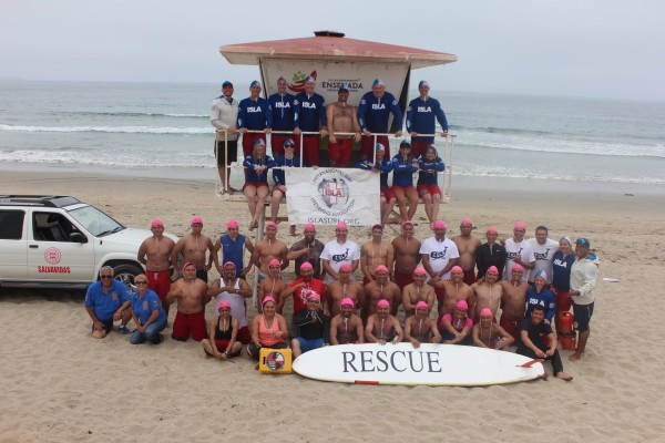 Meet the 2016 ISLA Open Water Certified Lifeguards of Mexico!